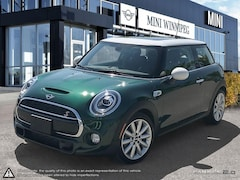 2019 MINI Cooper 3 Door Cooper S -- Nav! LED Lights! Comfort! Hatchback