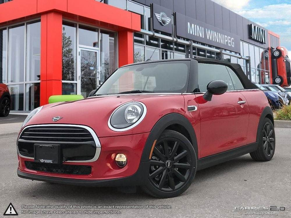 2019 MINI Convertible Cooper Coupe
