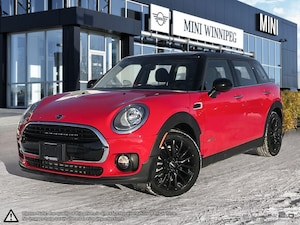 2019 MINI Clubman Cooper -- All4! All Wheel Drive!