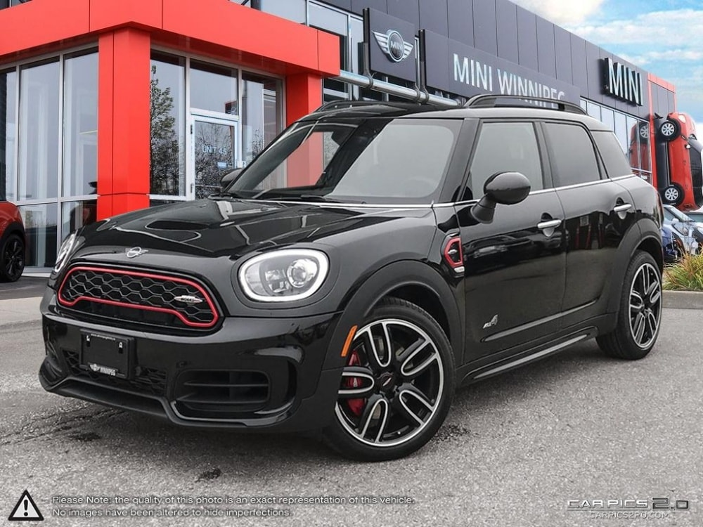 2019 MINI Countryman John Cooper Works Sedan