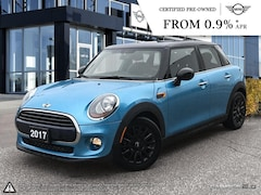 2017 MINI Cooper 5 Door 5 Door Sunroof! Heated Seats! Park Dist. Hatchback