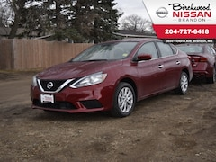 2019 Nissan Sentra SV Moonroof, Back-UP Camer Sedan