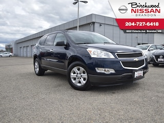 2012 Chevrolet Traverse LS AWD/Cruise/Third Row/Bluetooth SUV