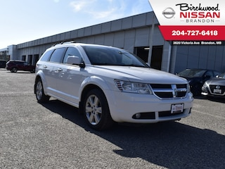 2010 Dodge Journey R/T AWD/Leather/Sunroof/DVD SUV