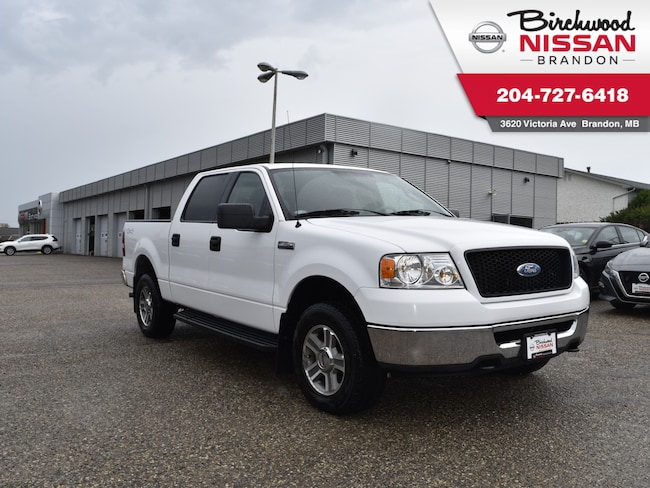 2006 Ford F-150 XLT LOW KM/4x4/V8/Cruise/Tow Truck SuperCrew Cab