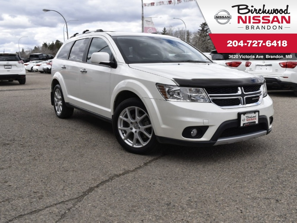 2015 Dodge Journey R/T AWD/Leather/Backup cam/Heated Seats SUV