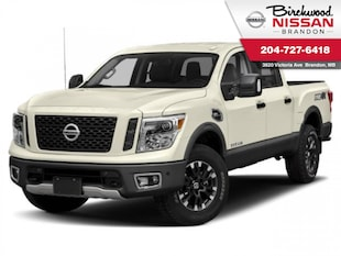 2018 Nissan Titan Platinum Demo Fully Loaded Clearance Truck