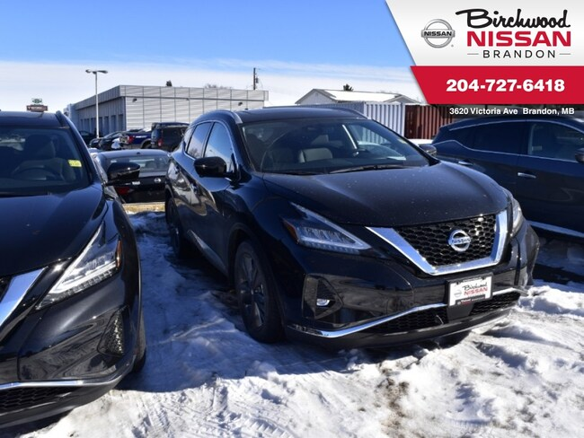 2019 Nissan Murano Platinum Navigation, M/R, Climate Control Seats SUV