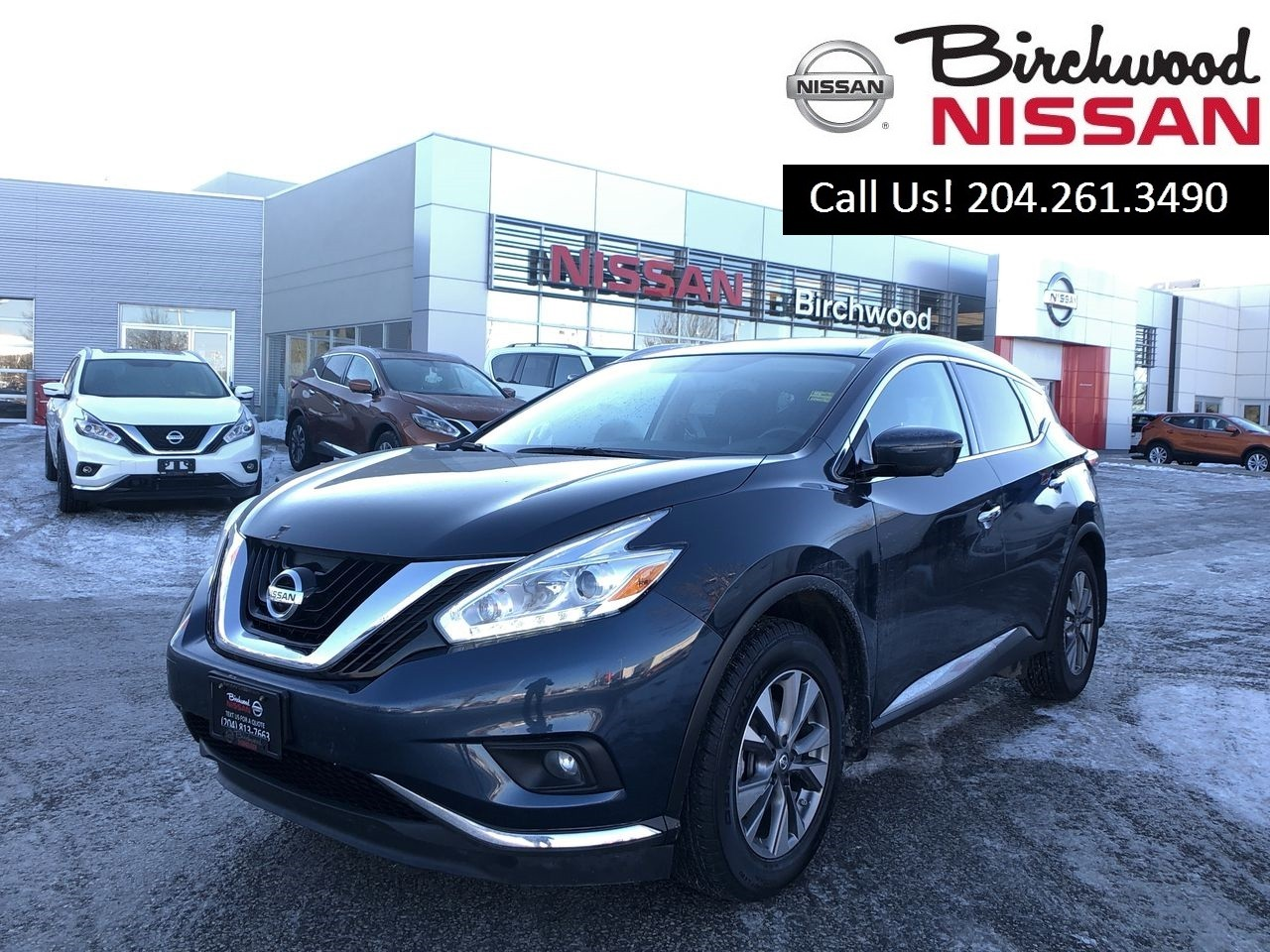 2016 Nissan Murano SL Bought And Serviced At Birchwood Nissan! SUV