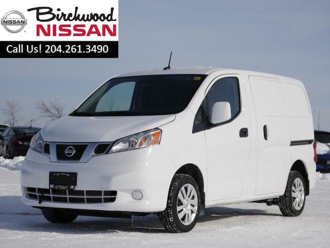 2019 Nissan NV200 Nv200 Sv Navigation Van Compact Cargo Van