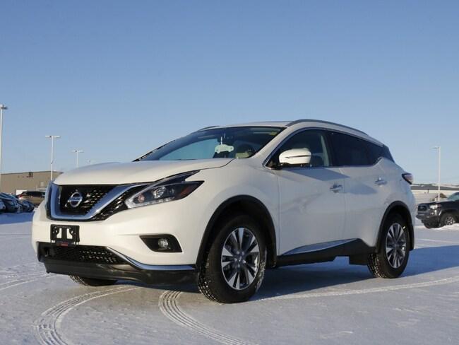 2018 Nissan Murano Murano Sl, Awd SUV