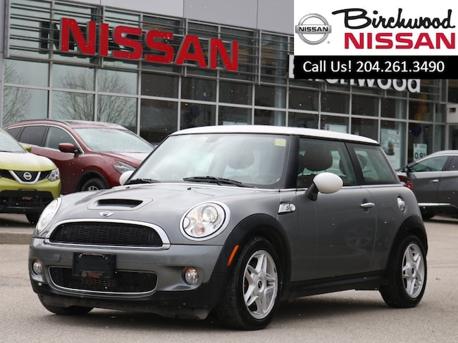 2007 MINI Cooper S Local Trade, Great Condition! Hatchback