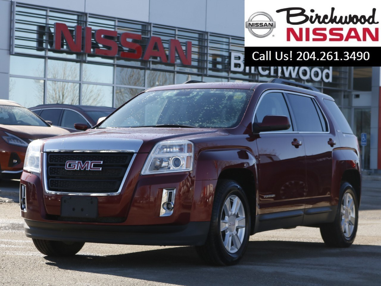2011 GMC Terrain SLT1 Heated Seats, Local Trade! SUV
