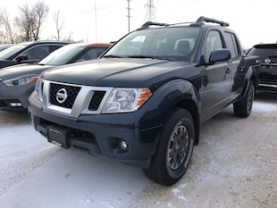 2018 Nissan Frontier Frontier Nismo, 4x4, A/t, No Options Truck Crew Cab