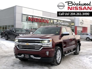 2017 Chevrolet Silverado 1500 High Country Fully Loaded! Truck