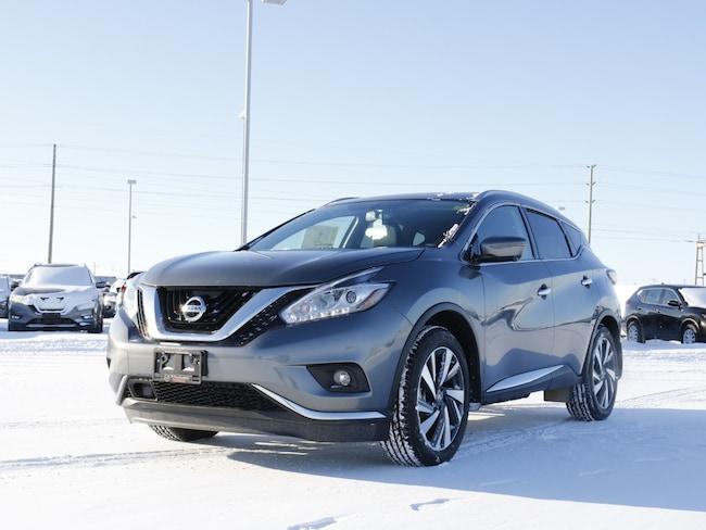 2018 Nissan Murano Murano Platinum, Awd SUV