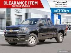 2018 Chevrolet Colorado 2X4 Extended Cab, Bluetooth, Backup Cam Truck Extended Cab