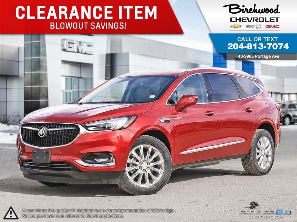 2018 Buick Enclave Essence AWD, Sunroof, Lane Change Alert SUV