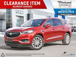 2018 Buick Enclave Essence AWD, Sunroof, Lane Change Alert