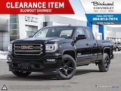 2018 GMC Sierra 1500 SLE 4WD, Double Cab, Remote Start Truck Double Cab