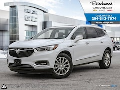 2019 Buick Enclave Essence AWD Moonroof, Remote Start, Heated Seats SUV