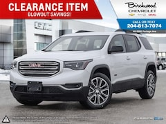 2018 GMC Acadia SLT AWD, Lane Change Alert, Rear Park Assist SUV