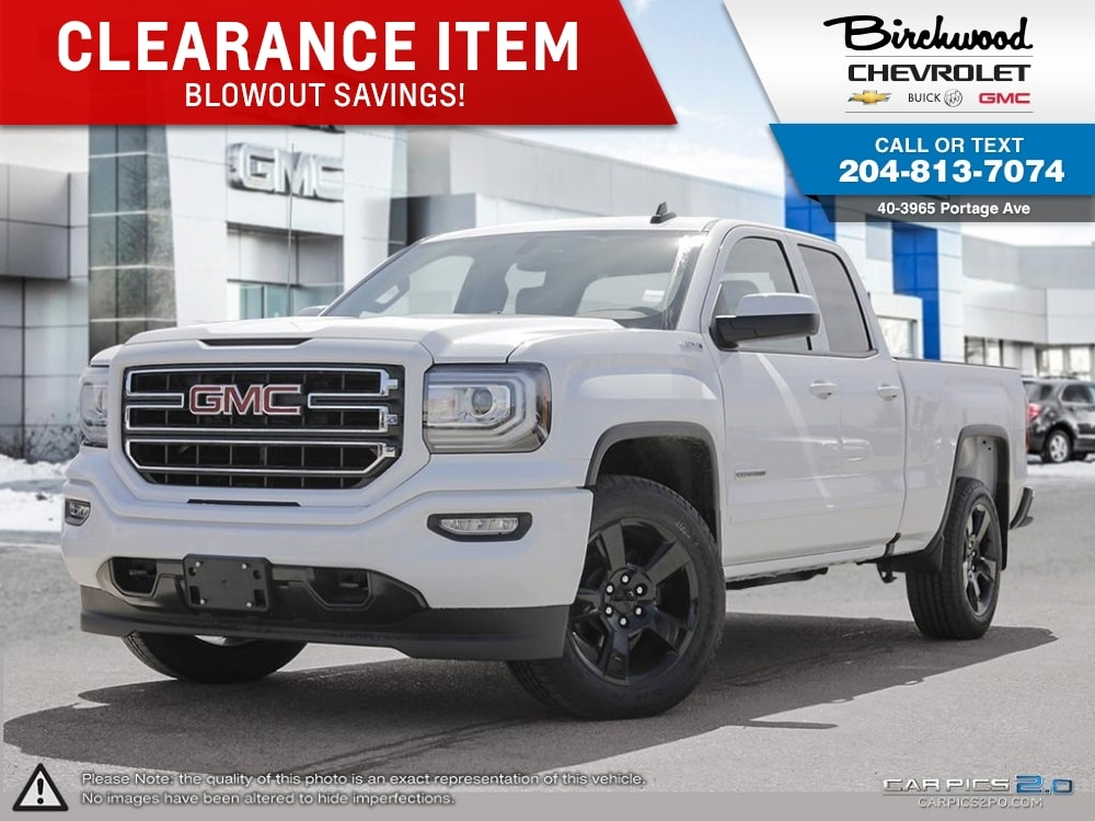 2018 GMC Sierra 1500 4WD Double Cab 143.5 2.25-Inch Lift! Duratrac Tire Truck Double Cab