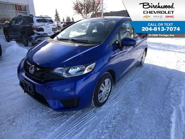 2015 Honda Fit LX Backup Cam, Bluetooth, Power Windows & Doors Hatchback