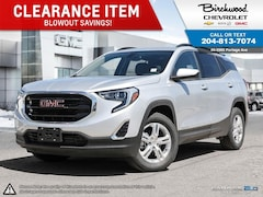 2018 GMC Terrain SLE Diesel AWD, Remote Start, Heated Seats SUV