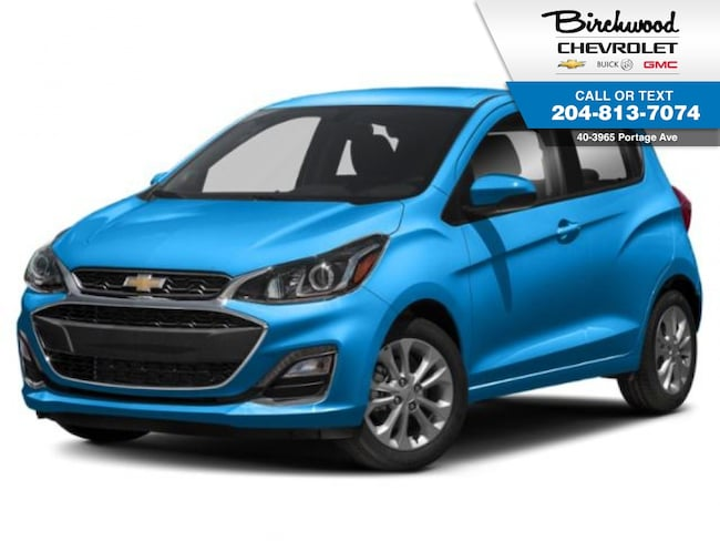 2019 Chevrolet Spark LS Backup Camera, 7inch Color Screen Hatchback