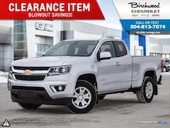 2018 Chevrolet Colorado 2WD LT Extended Cab, Remote Start Truck Extended Cab