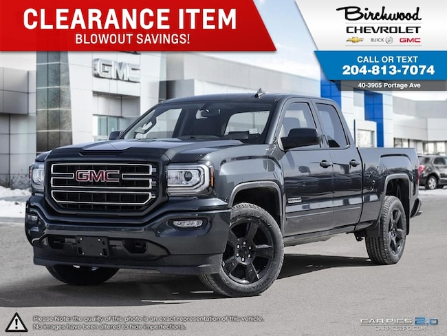 2018 GMC Sierra 1500 4WD Double Cab 143.5 4WD, Double Cab, Spray-On Bed Truck Double Cab