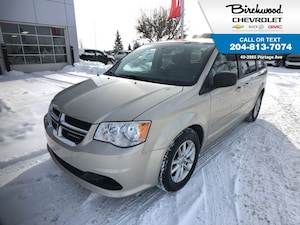 2014 Dodge Grand Caravan SXT DVD Power Windows, Doors & Mirrors