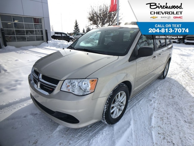 2014 Dodge Grand Caravan SXT DVD Power Windows, Doors & Mirrors Van Passenger Van