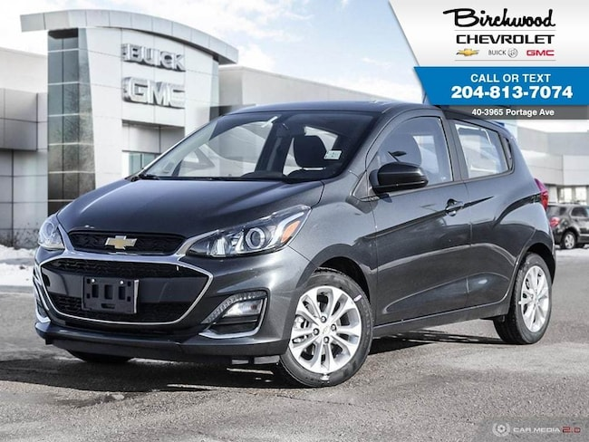 2019 Chevrolet Spark 1LT Bluetooth, Apple Carplay, Backup Cam Hatchback