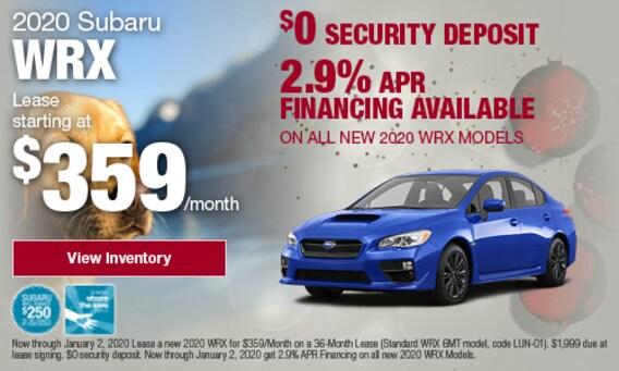 Miami Subaru Dealer New Subaru Used Car Dealership Doral