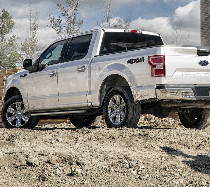 Get Your 2018 Ford F-150 At Bison Ford