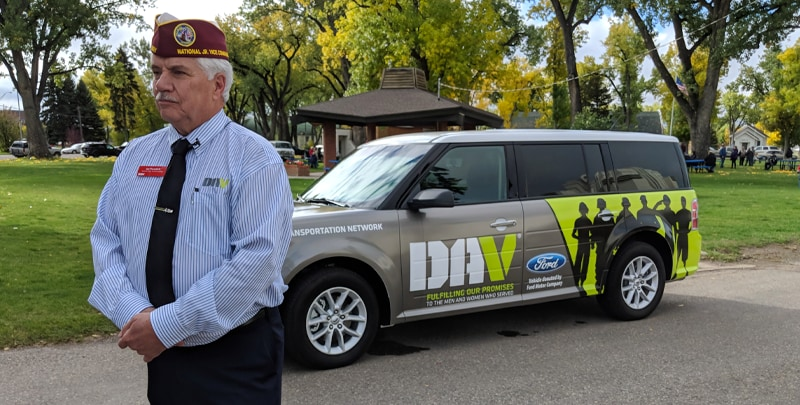 Disabled Veterans (DAV)