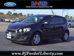 2015 Chevrolet Sonic LT LT Auto  Hatchback