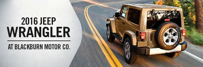 2016 jeep wrangler vicksburg ms blackburn motor co for Blackburn motors in vicksburg ms