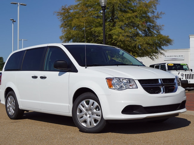 New 2019 Dodge Grand Caravan SE Passenger Van Vicksburg, MS