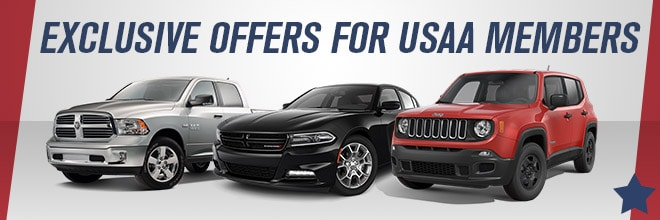 usaa dodge incentives USAA Member Financing  Blackburn Chrysler Dodge Jeep Ram
