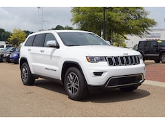 New 2018 Jeep Grand Cherokee LIMITED 4X2 Sport Utility in Vicksburg, MS