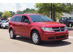New 2018 Dodge Journey SE Sport Utility in Vicksburg, MS