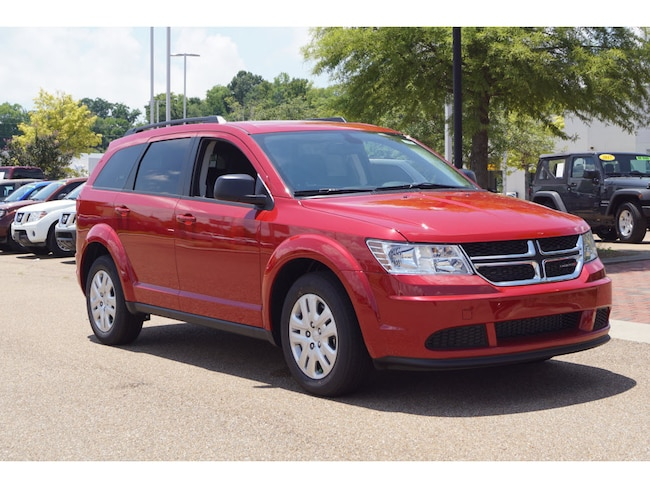 New 2018 Dodge Journey SE Sport Utility Vicksburg, MS