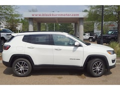 New 2019 Jeep Compass SUN & WHEEL FWD Sport Utility in Vicksburg, MS