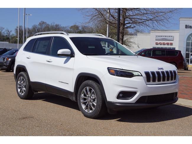 New 2019 Jeep Cherokee LATITUDE PLUS FWD Sport Utility Vicksburg, MS