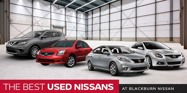 Best Used Nissan Cars