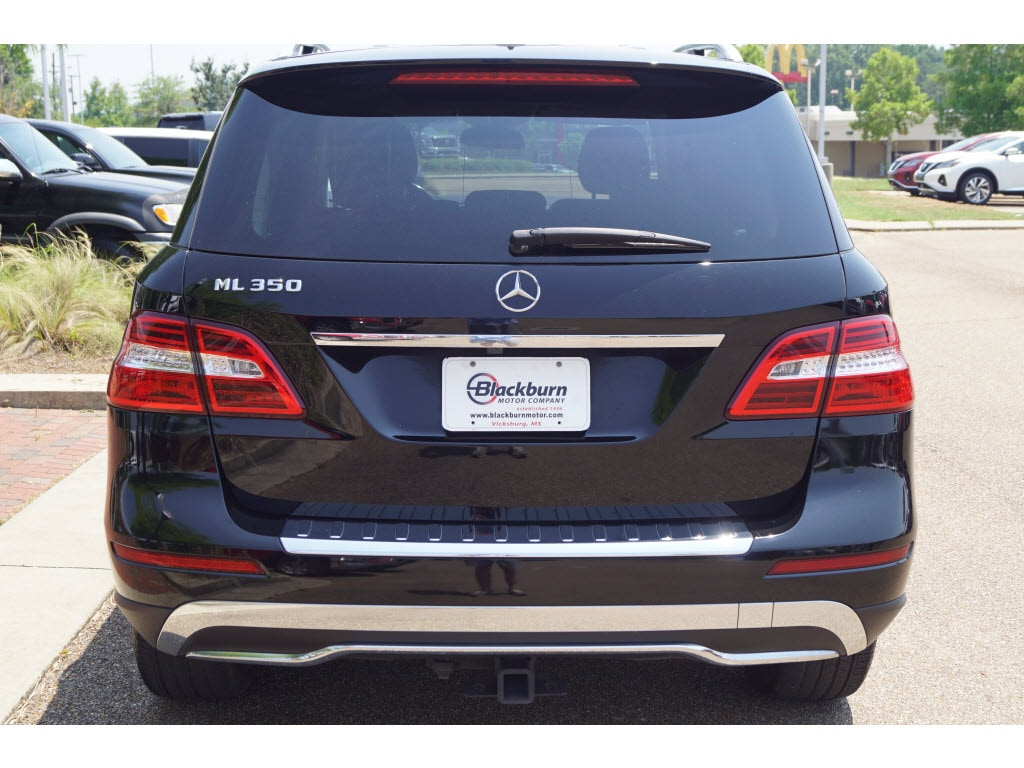 Used 2015 Mercedes-Benz M-Class For Sale at Blackburn Nissan
