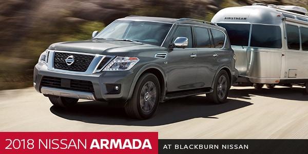 2018 Nissan Armada In Vicksburg, Mississippi